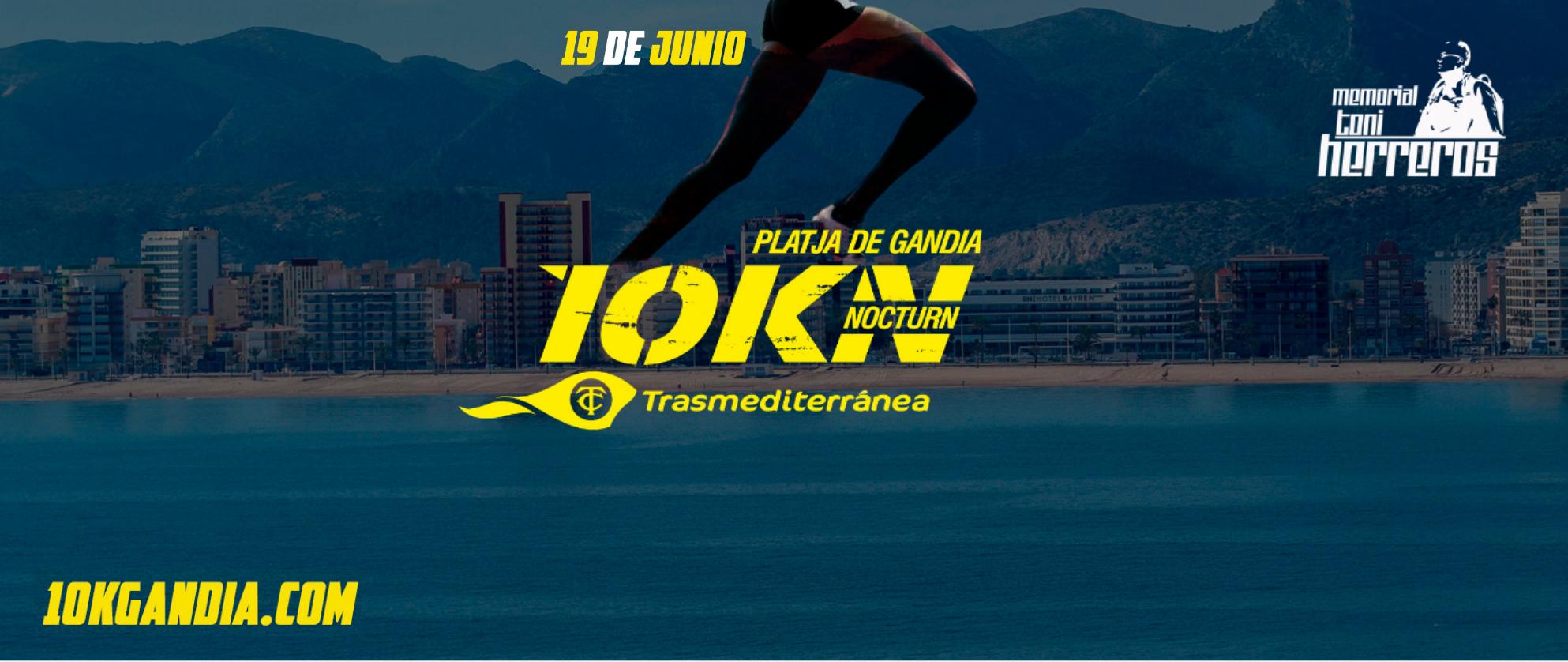 10K Nocturno Playa de Gandia